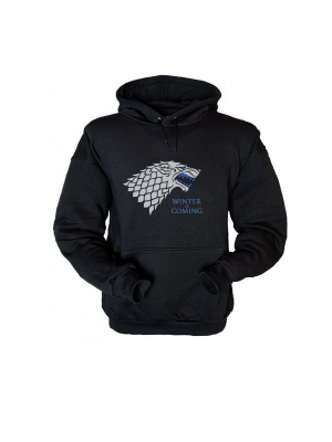 Bluza Winter is Coming Blue Edition